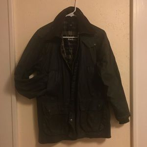 Vintage Barbour Bedale Waxed Jacket